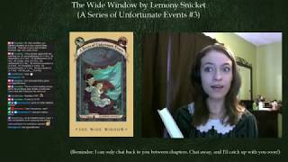 Download Lagu A Series of Unfortunate Events #3: The Wide Window by Lemony Snicket (Part 1) Gratis STAFABAND