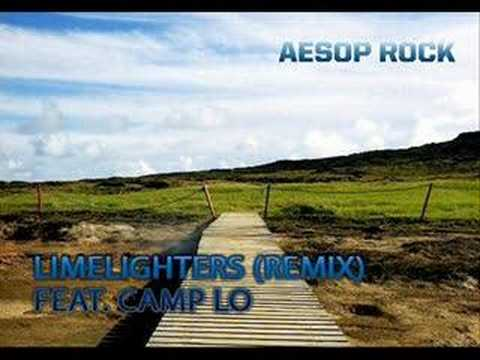 Aesop Rock - Limelighters (Feat. Camp Lo)