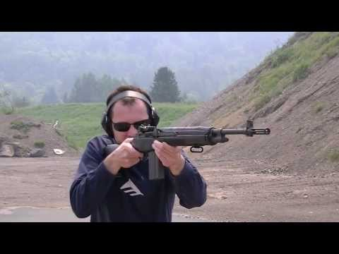 Norinco M14s .308 Shooting