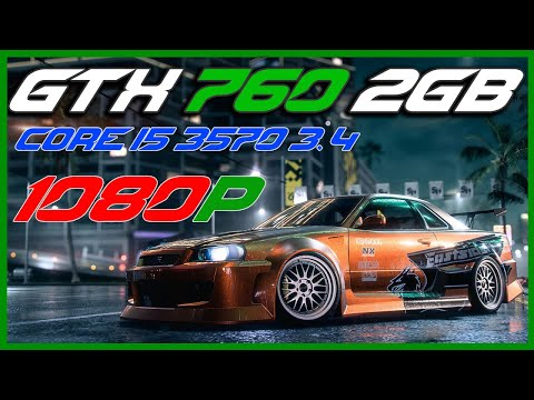 NEED FOR SPEED HEAT - GTX 760 2GB - i5 3570 - Ultra 1080p