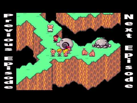 Let's Play Earthbound [Blind] Episode 76 – Blast a robot to the past!