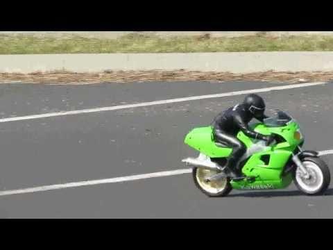 RC moto Graupner - scale 1:5
