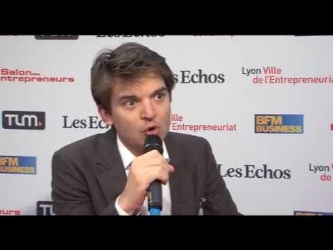 Pierre-Dimitri GORE-COTY, Directeur France & Europe du Nord d'Uber