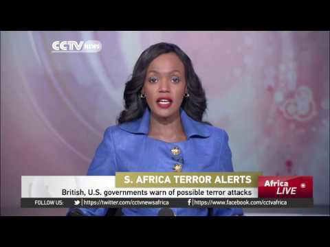 British, US governments warn of possible terror attacks in South Africa