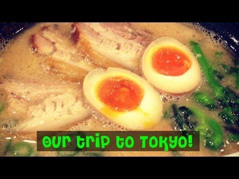 A Weekend In Tokyo, Japan video