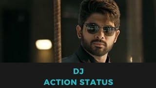 Dj Action Dialogue Whatsapp Status Video|| DJ || Statuswalalove || dj allu arjun status