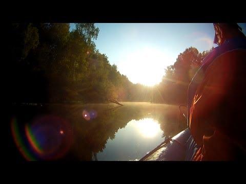 Рыбалка на реке Шиш. Fishing on the river Shish.