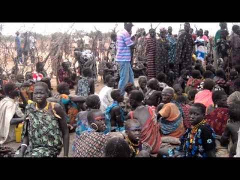 Help Arrives For The Survivors Of Violence In South Sudan