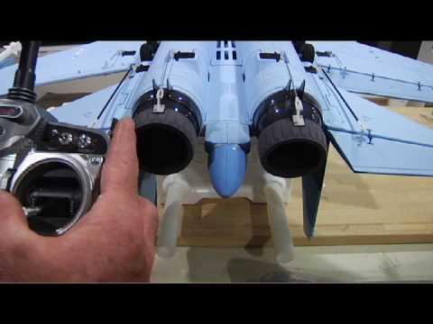 Hobby-Lobby Sukhoi SU-34 FullBack review by Walter