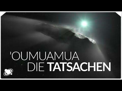 Oumuamua - Die Tatsachen zum interstellaren Besucher (2018)