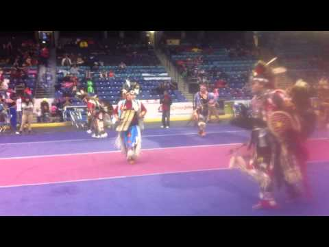 Teen Boys Traditional Fsin Pow Wow 2014 video