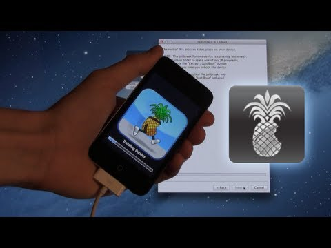 NEW Jailbreak iOS 6 Beta 4. 6.0 iPhone 4.3Gs. iPod Touch 4