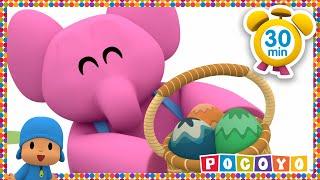 Pocoyo Easter Egg Hunt Patrol   NEW EASTER EPISODE HD