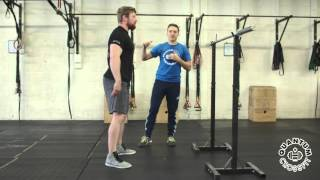 Back Squat Lesson 4  - The Way Up & Down Look the Same - Quanutm CrossFit Learn to Lift Series