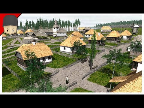Ostriv - Ep.01 : First Look - New City-Builder!