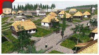 Ostriv - Ep.01 : First Look - New City-Builder!
