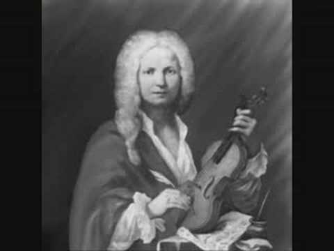 Antonio Vivaldi Cello Concerto E-Minor Third Movement