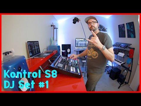 St1gma - Traktor Kontrol S8 Quick DJ Set #1