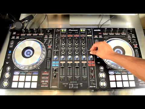 Pioneer DDJ-SZ Serato DJ Controller Review Video