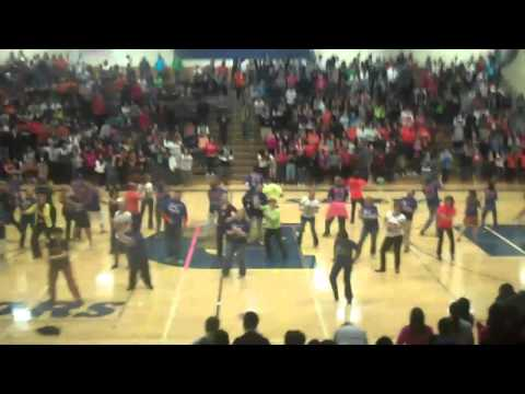 Decatur High School FLASH MOB!