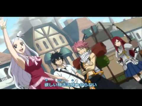 Fairy Tail Opening 1 [Snow Fairy] [+Download Link]