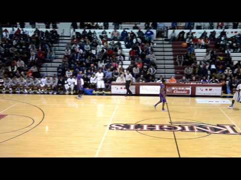 3 | Robert Vaux High School (Pennsylvania) Vs Bishop Loughlin Memorial High School (New York)