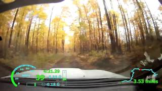 Lake Superior Rally 2015 SS10 - Gill/Harrell