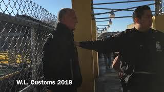 Massive fight & NYPD Investigation at 8th Avenue on Coney Island-Stillwell Avenue-bound (N) train
