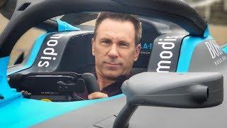 Inside Formula E - BBC Click