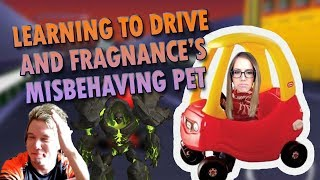 Learning to Drive and Fraggy's Bad Pet - Highlights 33