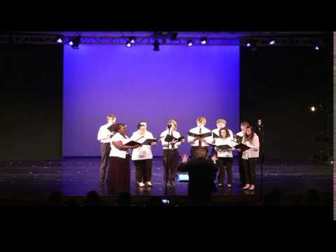 """Because"" - Montgomery County Community College Chamber Choir"