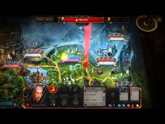 Руководство запуска: The Witcher Adventure Game по сети