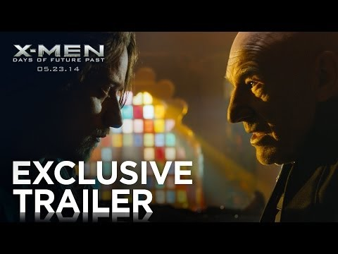 X Men Days Of Future Past Official Trailer 2014