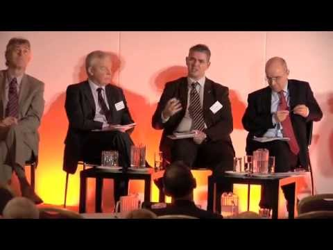 UKCES panel discussion at Sector Skills Councils conference