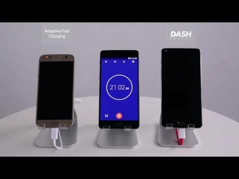 Videovergleich: OnePlus 3 lädt schneller als das Samsung Galaxy S7