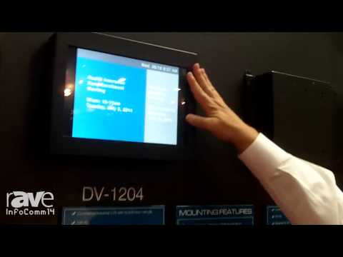 InfoComm 2014: Marshall Electronics Talks About Its Digital Room Signs