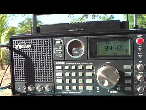 9440 khz China Radio International CRI , Kunming-Anning , China