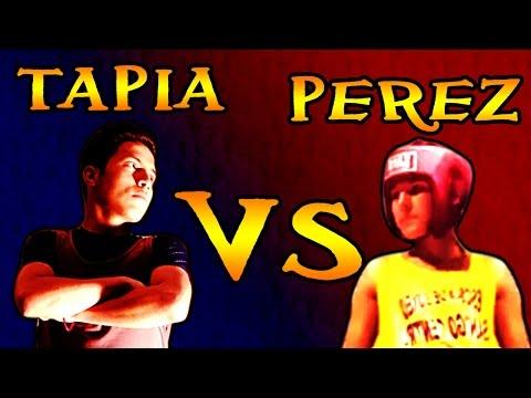 Combate Fabian Tapia Vs Miguel Perez