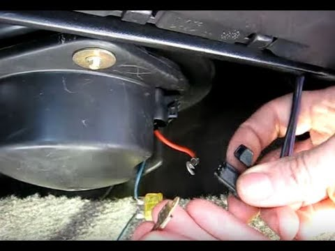 Testing Blower Motor Amperage and Voltage