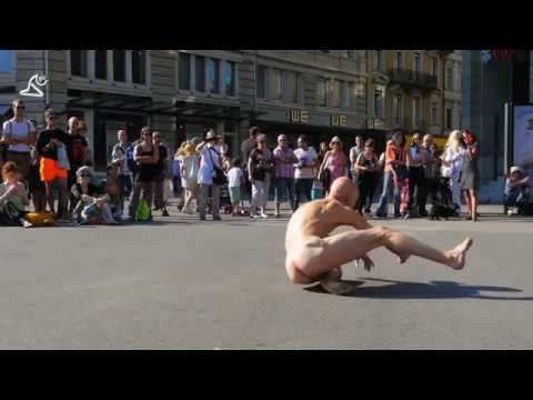 NUDE IN PUBLIC: Body and Freedom Festival in Switerzland