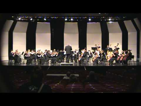 St Paul's Suite IV: Finale The Dargason - Holst - The Permian High School Satin Strings