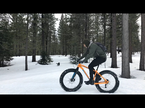 Specialized FatBoy FatTire Bike Review