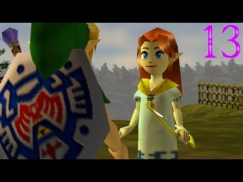 The Legend of Zelda : Majora's Mask - Episode 13 : Le Ranch Romani