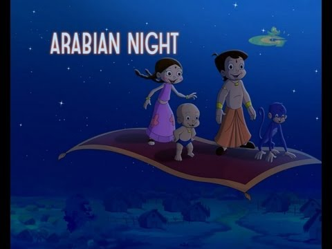 Chhota Bheem - Arabian Night video