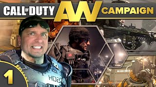 "Call of Duty: Advanced Warfare | ""Induction"""