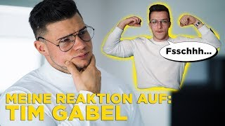 MEINE REAKTION AUF: TIM GABEL (TRAINING) | SMARTGAINS