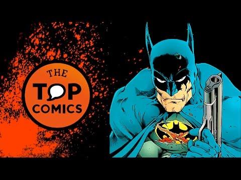 11 veces que Batman ha matado