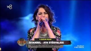 Özlem Çelik 'Hey Gidi Karadeniz' O Ses Türkiye 5 Aralık 2015