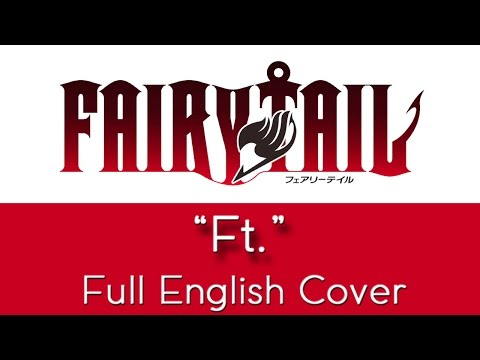 ft. - Full English Cover - Female Vocals - Fairy Tail video
