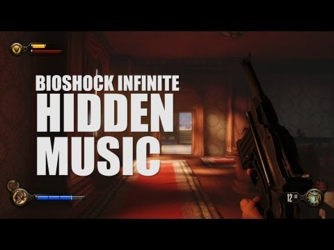 Bioshock Infinite - Music Hidden in Ambient Noise